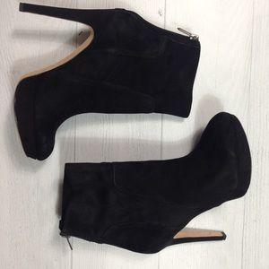 Sam Edelman Alyssa leather heel boots